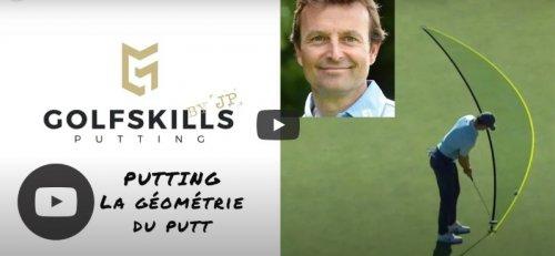Putting - la géométrie du putt