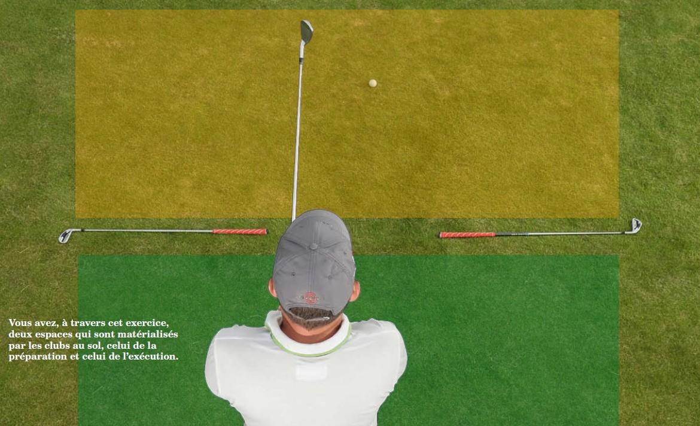 actualit s cours de golf le passage de la r flexion l action. Black Bedroom Furniture Sets. Home Design Ideas
