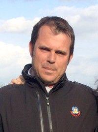 Davy Blouet, créateur de Mes carnets de golf