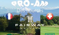 Pro am sources FAIRWAY WATCHES